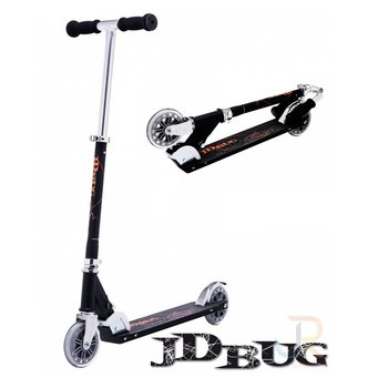 JD Bug JD Bug Kinderschritt Classic MS120 Black