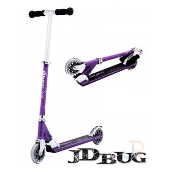 JD Bug JD Bug kinderstep Classic MS120 Purple