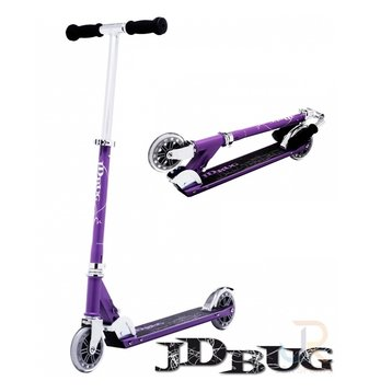 JD Bug JD Bug kinderstep Classic MS120 Purple