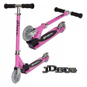 JD Bug JD Bug kinderstep 120mm pink