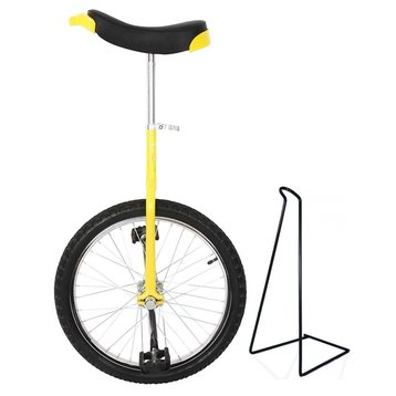 "Funsport-Unlimited Funsport Eenwieler 20"" Geel"