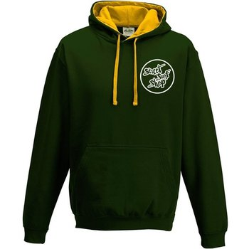 Streetsurfshop Streetsurfshop Hoodie Forest Green Gold