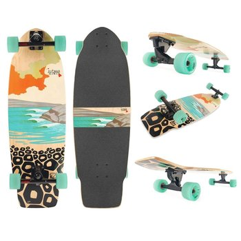 Jucker Hawaii Mike Jucker Skatesurfer Pono