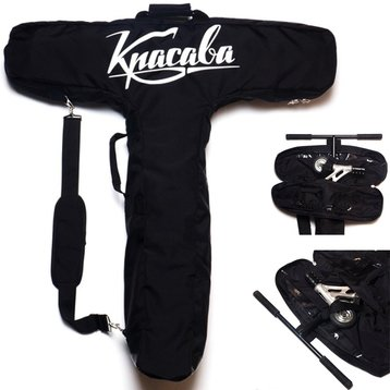 Krasava Krasava Scooter Bag Classic Black