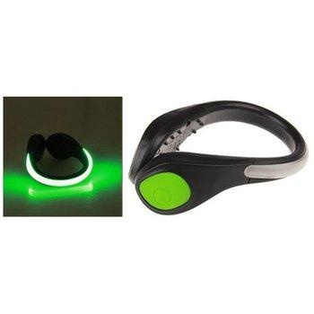 Recommand Led Shoe Clip green (2 stuks)