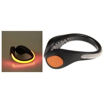 Recommand Led Shoe Clip orange(2 stuks)