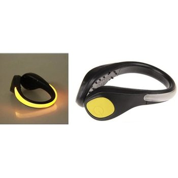 Recommand Led Shoe Clip Yellow(2 stuks)