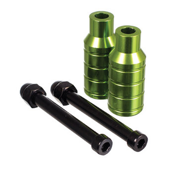 MGP Madd Gear axle pegs green