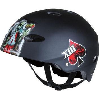 Area Bereich Helm schwarz (S)