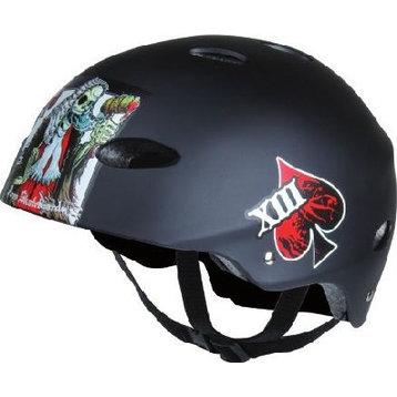 Area Bereich Helm schwarz (L)