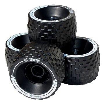 Atom MBS all terrain wheels 100mm black