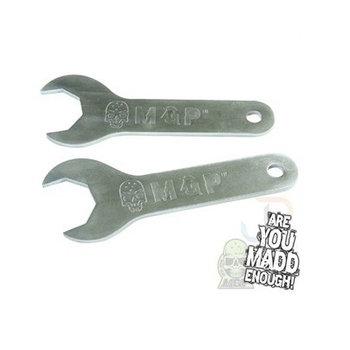 MGP MGP - Madd Gear - Set van 2 grote sleutels.