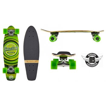 Mindless Cruiserboard Daily Stained II Green