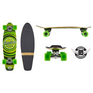 Mindless Cruiserboard M. Daily Stained II green