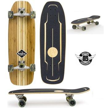 Mindless Mindless Surf Skate Bambus Carve Brett