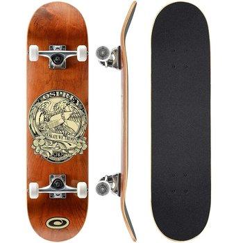 "Osprey Osprey 31"" skateboard in skate we trust"