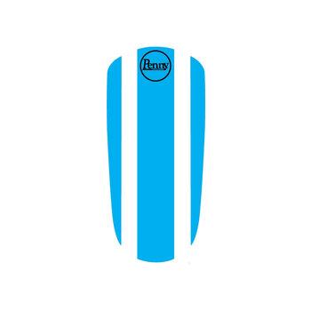 Penny Penny Panel Sticker 22 '' Blau