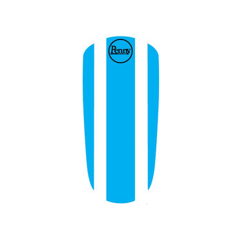 Penny Penny Panel Sticker 22'' Blue