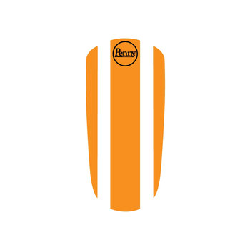 Penny Penny Panel Sticker 22 '' Orange