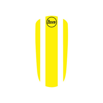 Penny Penny Panel Sticker 22'' Yellow