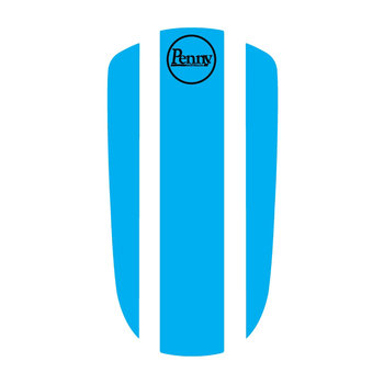 Penny Penny Panel Sticker 27 '' Blau