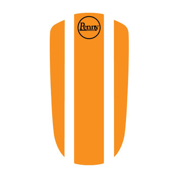 Penny Penny Panel Sticker 27 '' Orange