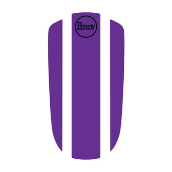 Penny Penny Panel Sticker 27'' Purple