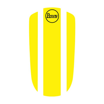 Penny Penny Panel Sticker 27'' Yellow