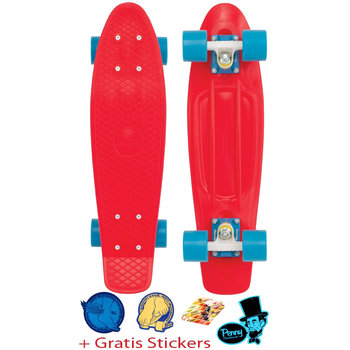 "Penny Penny Board Classic 22"" Red / Blue"