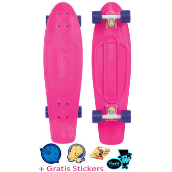 "Penny Penny Board Classic Nickel 27"" Pink / Purple"