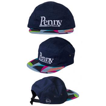 Penny Penny Cap Slater 5 Panel Kappe