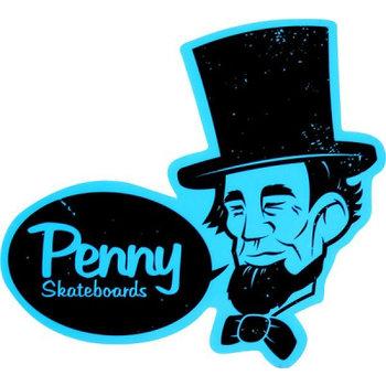 Penny Penny Sticker Blue