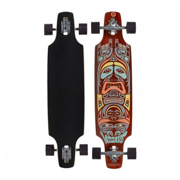 Playlife Playlife Drop-through 37.5 Longboard Mojave