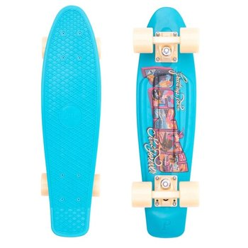 Penny Penny Board Coastal Blue 22''