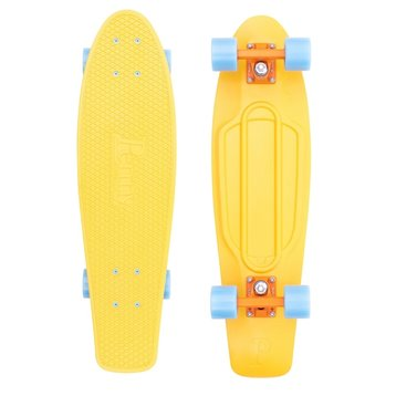 "Penny Penny Board High Vibe 22"" yellow"