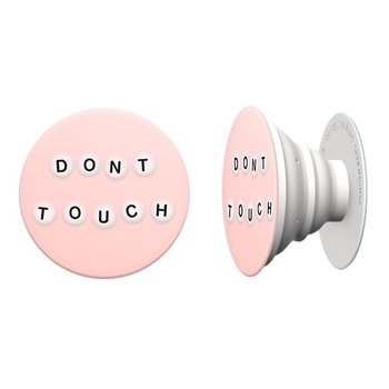 PopSockets PopSocket don't Touch white