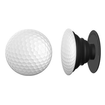 PopSockets PopSocket Golfball black