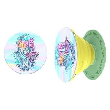 PopSockets PopSocket Hippie Hamsa geel groen