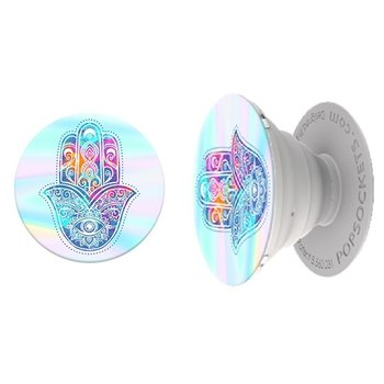 PopSockets PopSocket Hippie Hamsa weiss