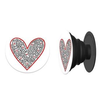 PopSockets PopSocket Keith Haring Cross my Heart