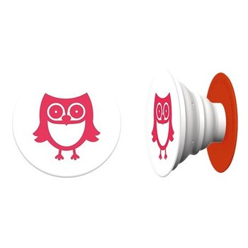 PopSockets PopSocket Musical.ly Owl red
