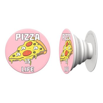PopSockets PopSocket Pizza is Life white