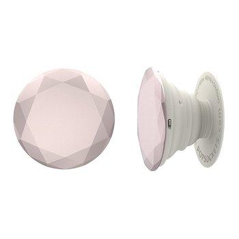 PopSockets PopSocket Rose Gold Metallic Diamond white