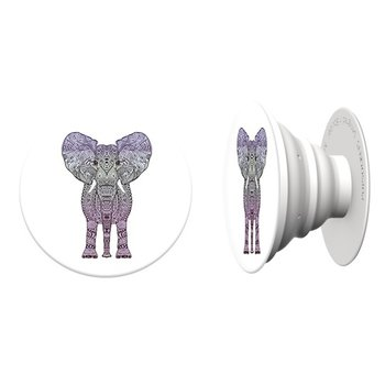 PopSockets PopSocket Elephant White