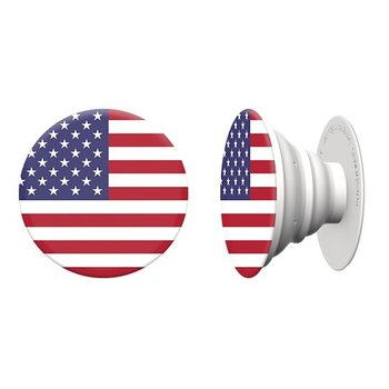 PopSockets PopSocket American Flag White