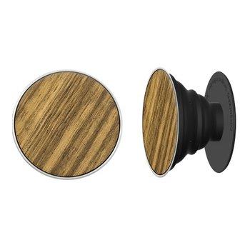 PopSockets PopSocket Zebrawood black