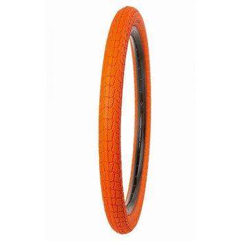 "QU-AX Qu-ax Buitenband Eenwieler 20"" Oranje"
