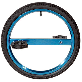 "Ultimate Wheel Ultimate eenwieler 20"" zonder zadel"