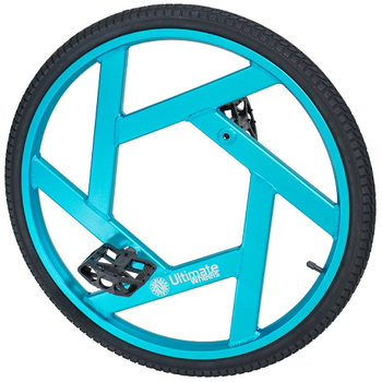 "Ultimate Wheel Ultimate eenwieler 22"" zonder zadel"
