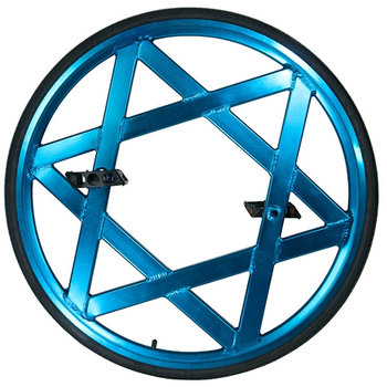 "Ultimate Wheel Ultimate eenwieler 29"" zonder zadel"